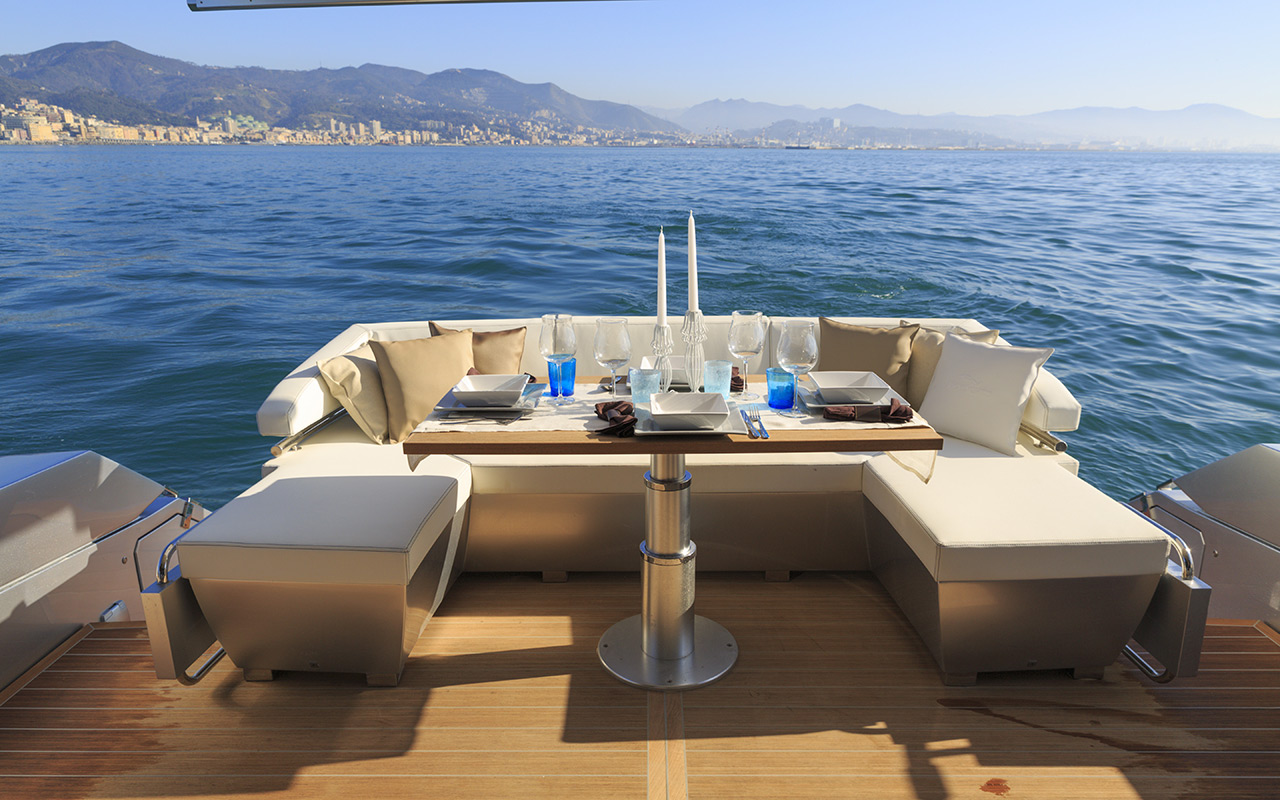 Interior Services for your yacht