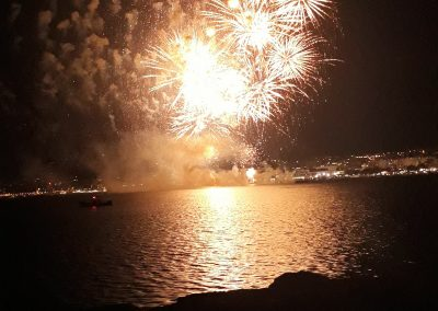 Cannes International Pyrotechnics Festival 2019